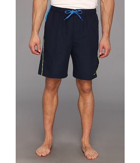 Nike - Extended Core Contend Volley Short (Obsidian) Men