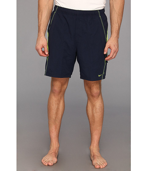 Nike - Extended Core Velocity Volley Short (Obsidian) Men