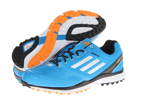 adidas Golf - adiZERO Sport II (Solar Blue/Running White/Black) Men