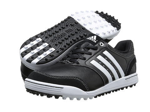 adidas Golf - adicross III (Black/Black/Running White) Men