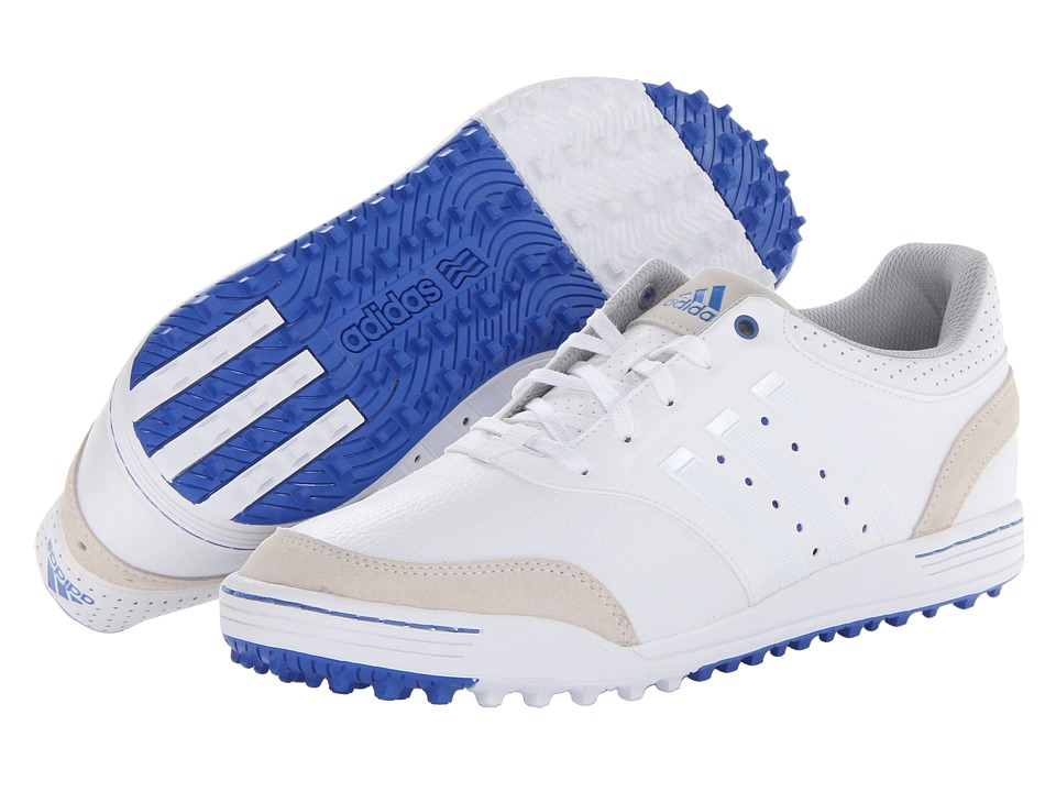adidas Golf - adicross III (Running White/Running White/Satellite) Men