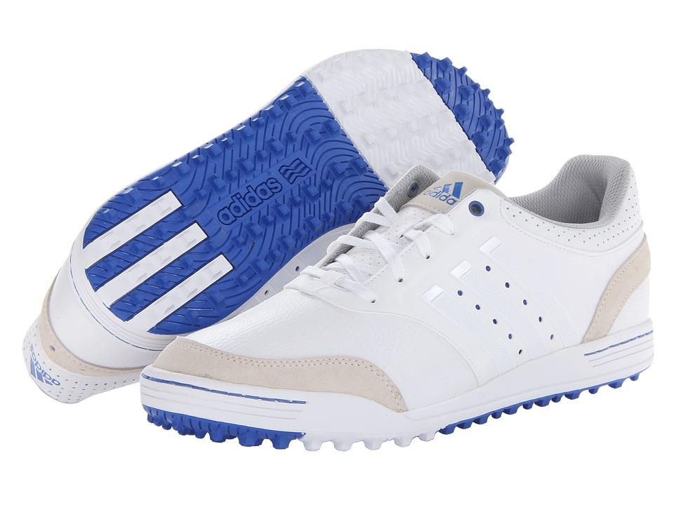 adidas Golf - adicross III (Running White/Running White/Satellite) Men's Golf Shoes
