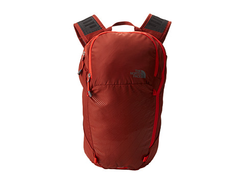 The North Face - Pachacho (Burnt Henna Brown/Fiery Red) Bags