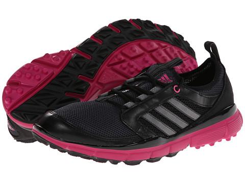 adidas Golf - adiStar Climacool (Black/Carbon/Bahia Magenta) Women