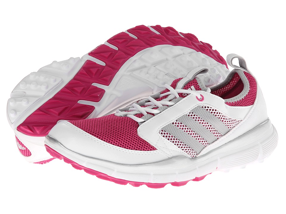 adidas Golf - adiStar Climacool (Bahia Magenta/Metallic Silver/Running White) Women's Golf Shoes