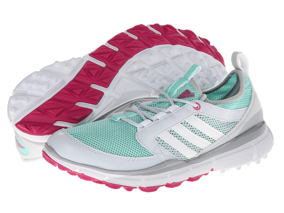 adidas Golf - adiStar Climacool (Bahia Mint/Clear Grey/Running White) Women's Golf Shoes