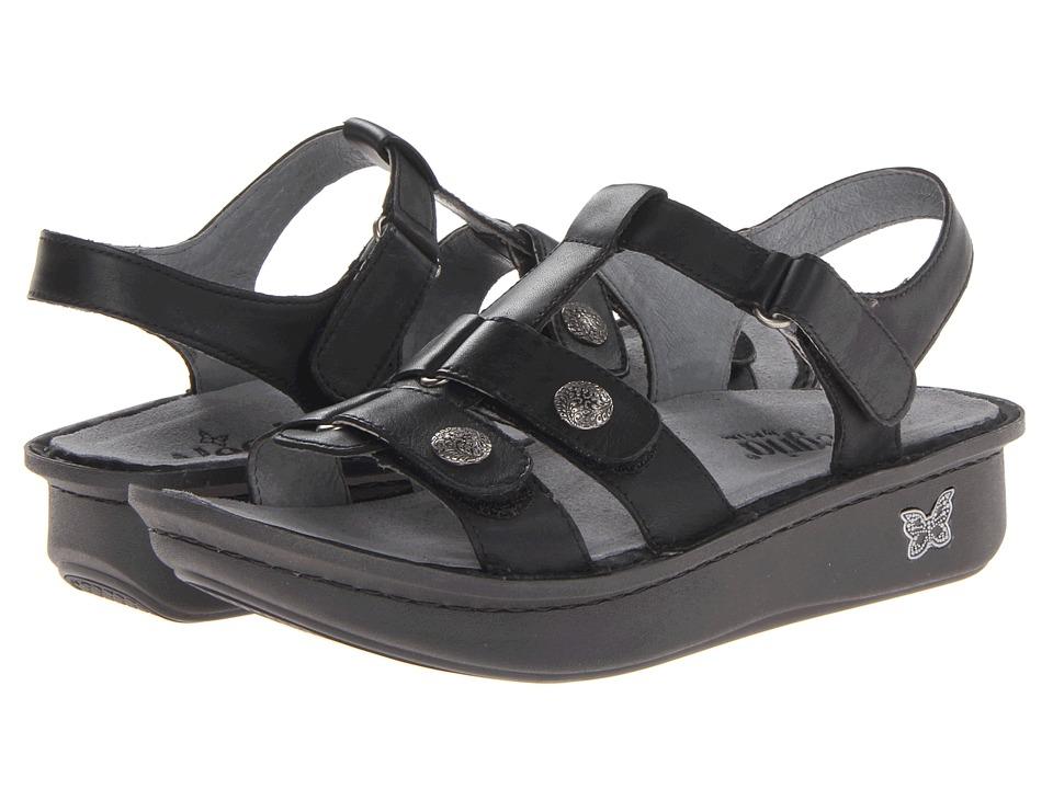 Alegria - Kleo (Dusty Black) Women's Sandals