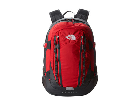 The North Face - Big Shot II (TNF Red/Asphalt Grey 1) Day Pack Bags