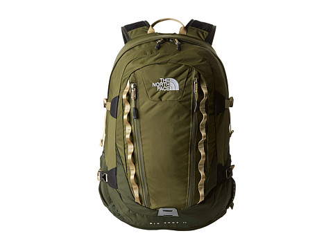 The North Face - Big Shot II (Burnt Olive Green/Military Green 1) Day Pack Bags