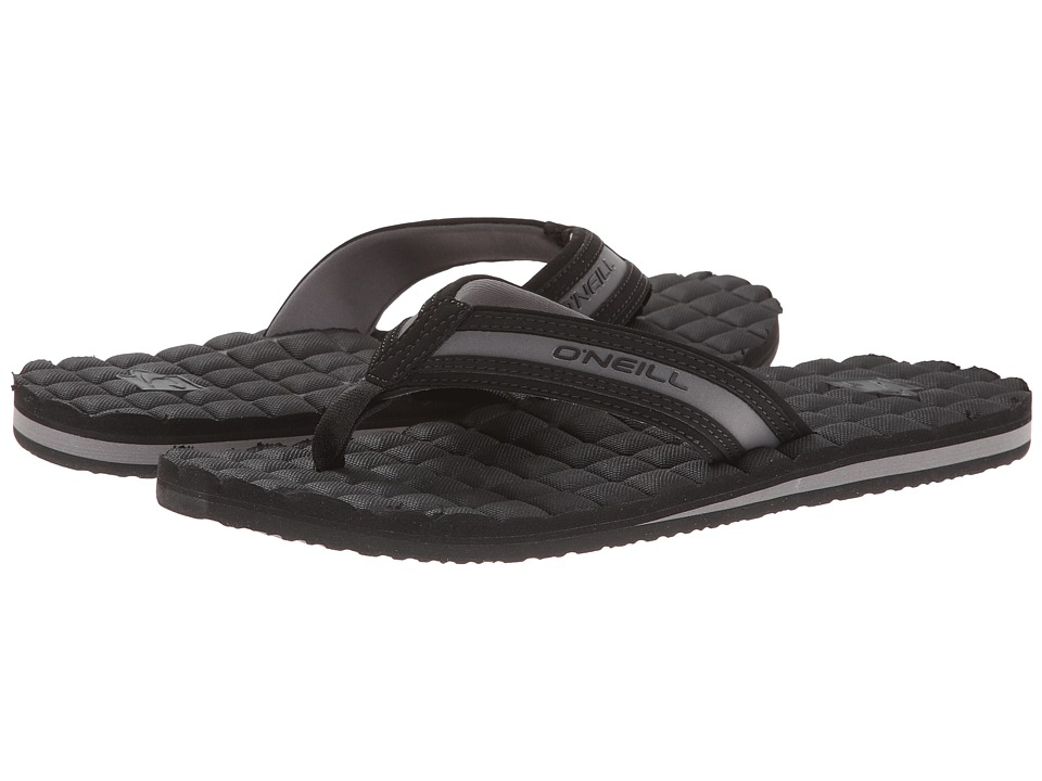 O'Neill - Koosh'n Squared 2 (Black) Men's Sandals