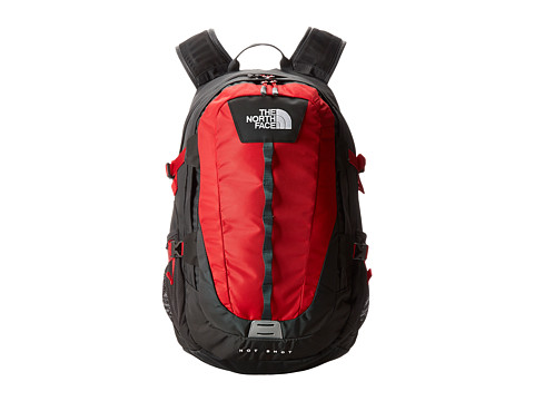 The North Face - Hot Shot (TNF Red/Asphalt Grey 1) Day Pack Bags