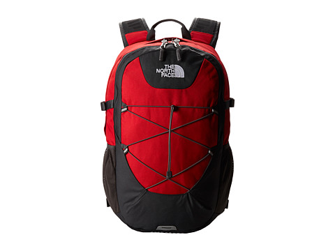 The North Face - Slingshot (TNF Red/Asphalt Grey) Backpack Bags