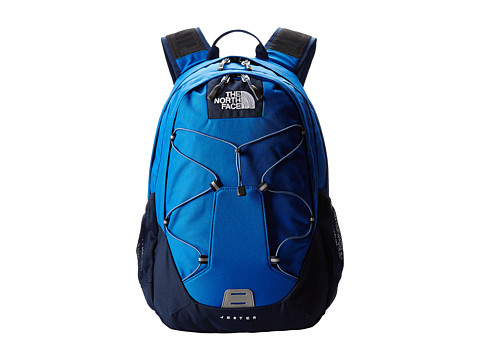 The North Face - Jester (Nautical Blue/Cosmic Blue) Backpack Bags