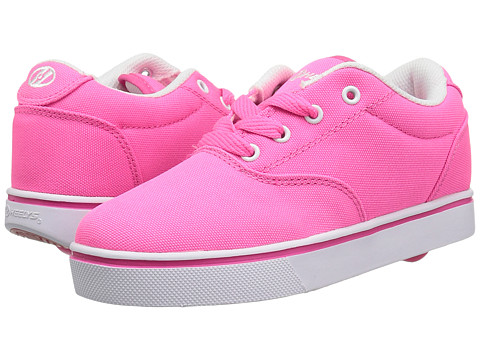 Heelys - Launch (Little Kid/Big Kid/Adult) (Neon Pink) Girls Shoes
