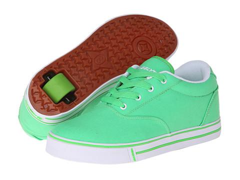Heelys - Launch (Little Kid/Big Kid/Adult) (Neon Green) Girls Shoes