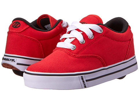 Heelys - Launch (Little Kid/Big Kid/Adult) (Red) Boys Shoes