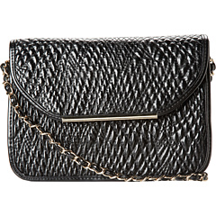 SALE! $83.72 - Save $66 on Ivanka Trump Quilted Glaze Crystal Shoulder Flap (Black) Bags and Luggage - 44.19% OFF $150.00