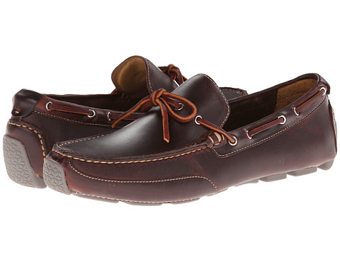 d2eb11579cd ... UPC 743296718289 product image for Cole Haan Motogrand Camp Moc  (Burgundy) Men s Slip on ...