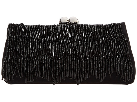 Nina - March (Black) Evening Handbags