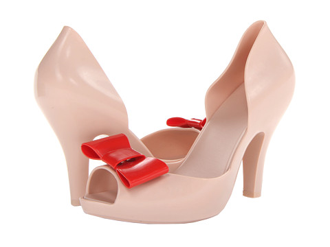 Melissa Shoes - Mel Chantilly (Pink/Red) High Heels