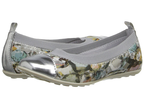 Naturino - Nat. 4655 SP14 (Toddler/Little Kid/Big Kid) (White Print) Girls Shoes
