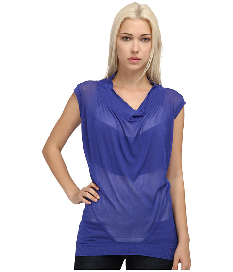 Vivienne Westwood Red Label - Sheer Top (Purple) Women