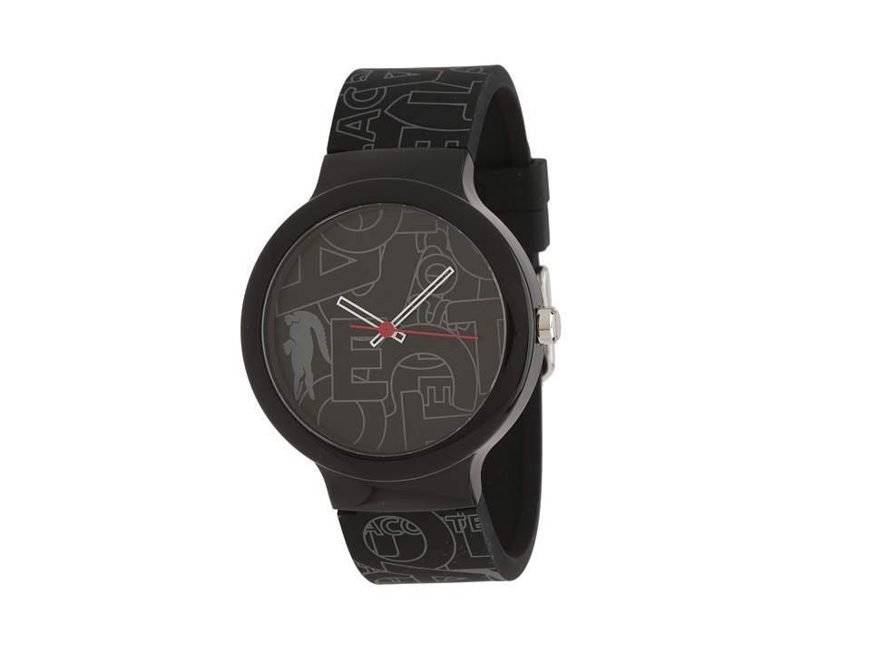 Lacoste - 2020067-GOA (Black/Grey) Analog Watches