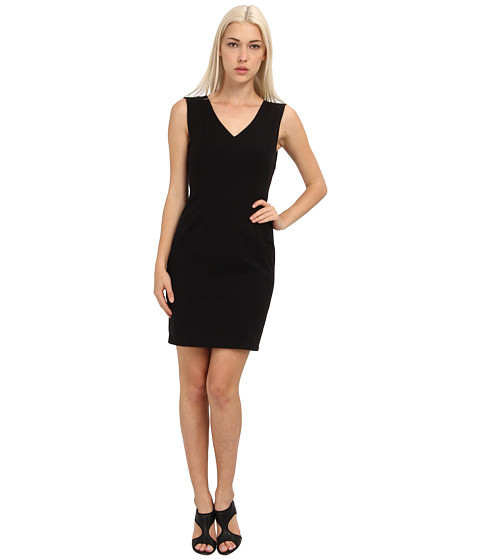 Theory - Molana (Black) Women's Dress