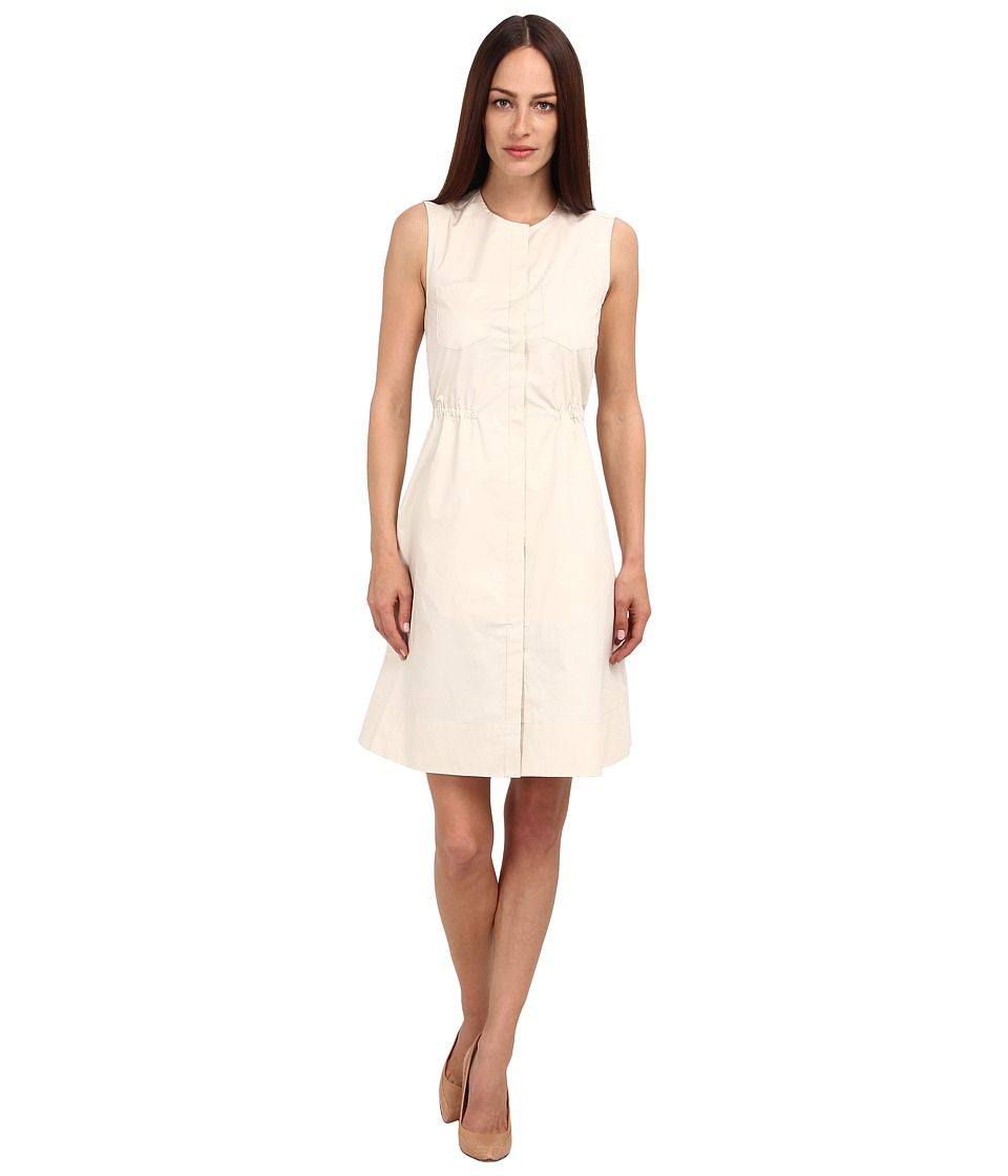 Theory - Ketan (Ivory) Women's Dress