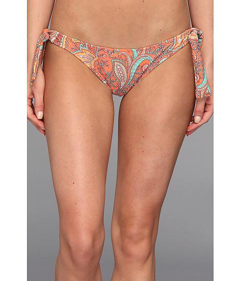 O'Neill - Daydreamer Thick Tie Side Bottom (Coral) Women's Swimwear