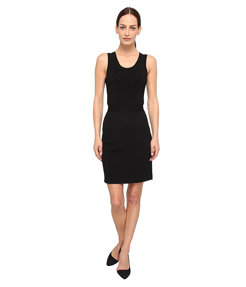 Theory - Britly (Black) Women's Dress