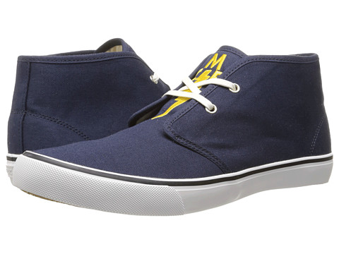 Generic Surplus - Mcnairy Chukka - Twill (Dark Navy) Men's Shoes