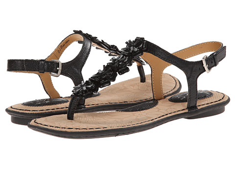 b.o.c. – Foxglove (Black) Women's Sandals