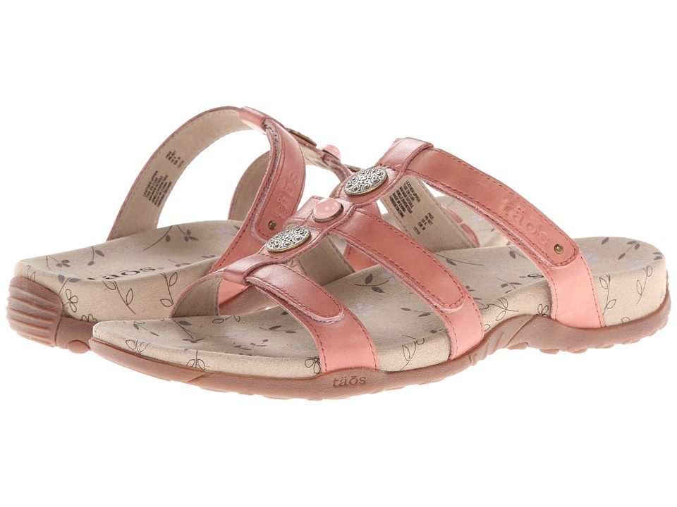taos Footwear - Prize (Dusty Rose) Women's Sandals