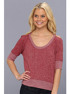 SALE! $13.99 - Save $28 on DC Champ Knit Top (Ruby Wine Red) Apparel - 66.69% OFF $42.00