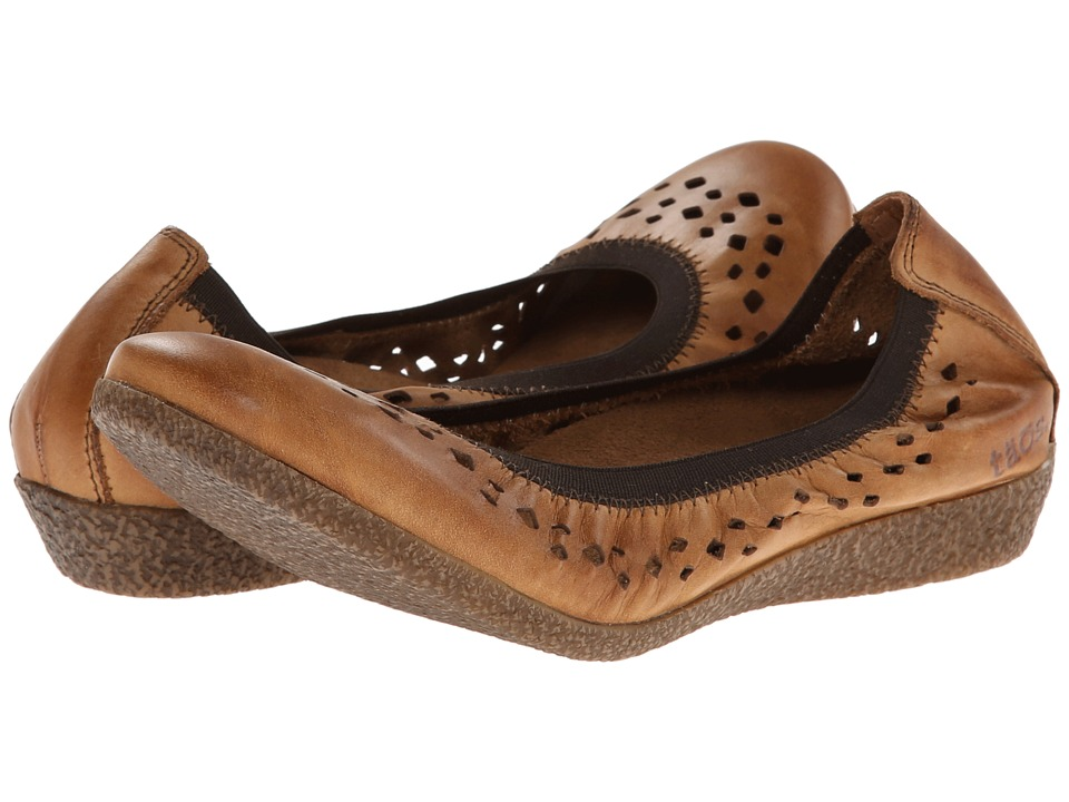 taos Footwear - Untold (Camel) Women's Shoes