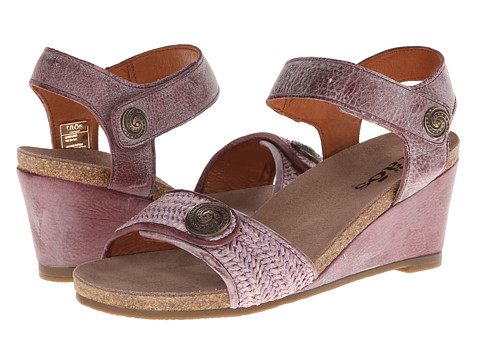 taos Footwear - Holiday (Port) Women's Sandals