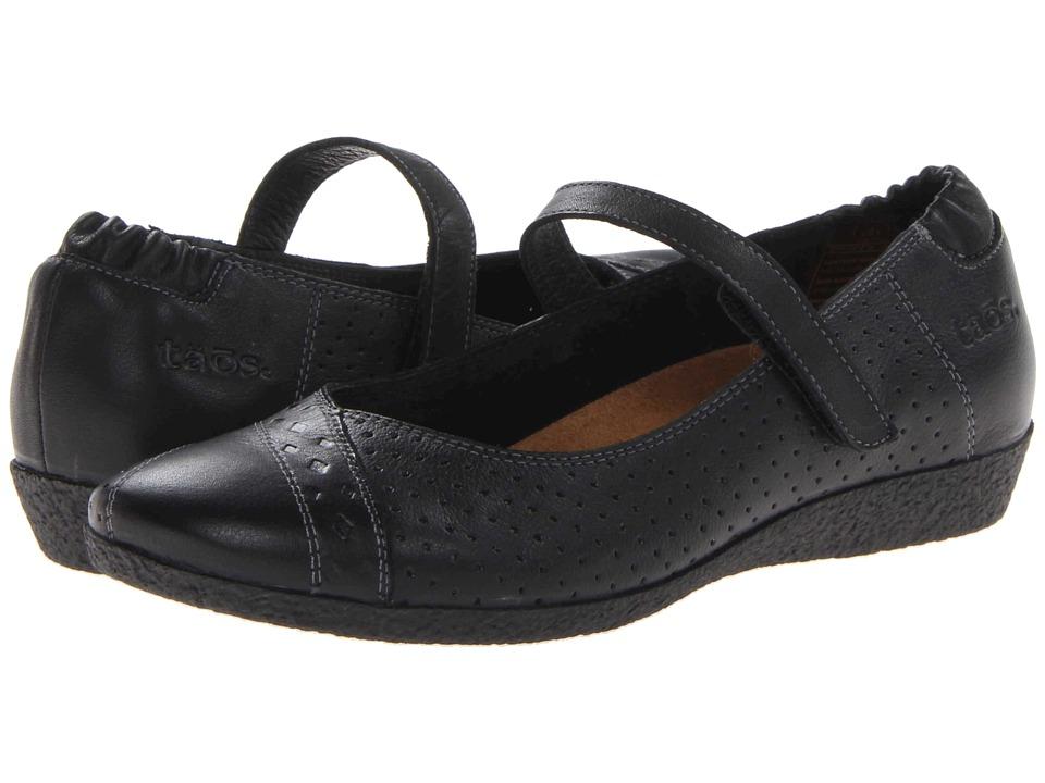 taos Footwear - Unstep (Black) Women's Shoes
