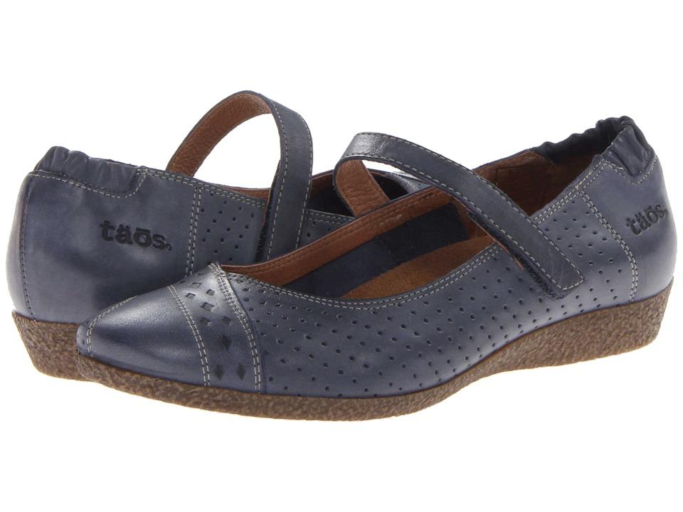 taos Footwear - Unstep (Dark Blue) Women's Shoes