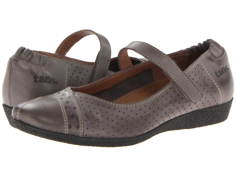 taos Footwear - Unstep (Graphite) Women's Shoes