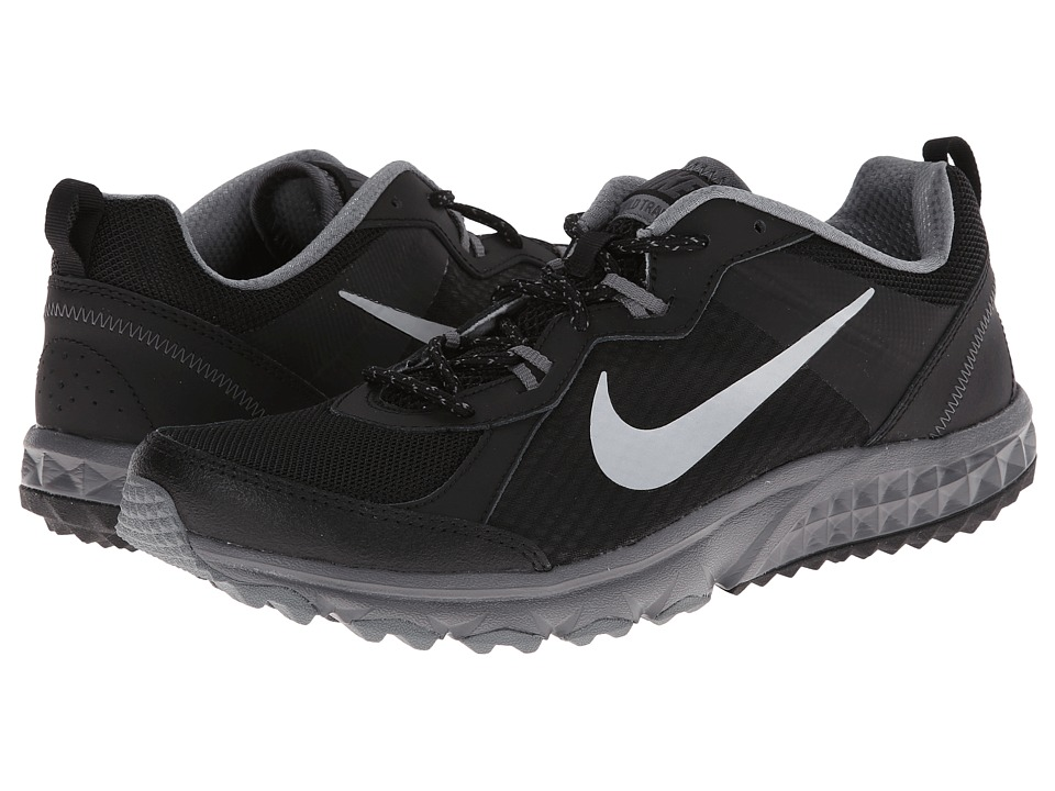 Nike - Wild Trail (Black/Cool Grey/Dark Grey/Metallic Platinum) Men's Running Shoes