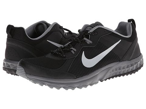 Nike - Wild Trail (Black/Cool Grey/Dark Grey/Metallic Platinum) Men's Running Shoes