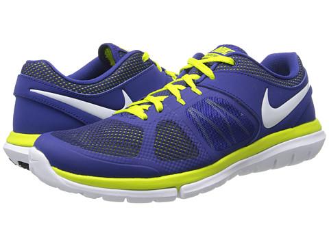 724b879e26e5 UPC 091203546136 product image for Nike Flex 2014 Run (Deep Royal  Blue Venom Green ...