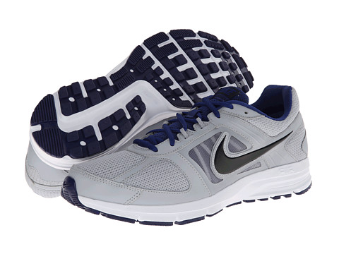 Nike Air Relentless 3 (Wolf Grey/Deep Royal Blue/White/Black) Men's Running Shoes
