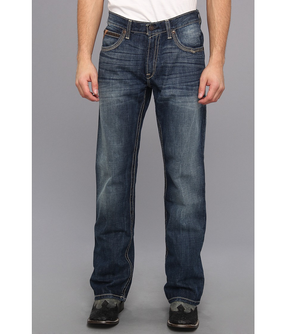 Ariat - M4 Cliffhanger in Tornado (Tornado) Men's Jeans