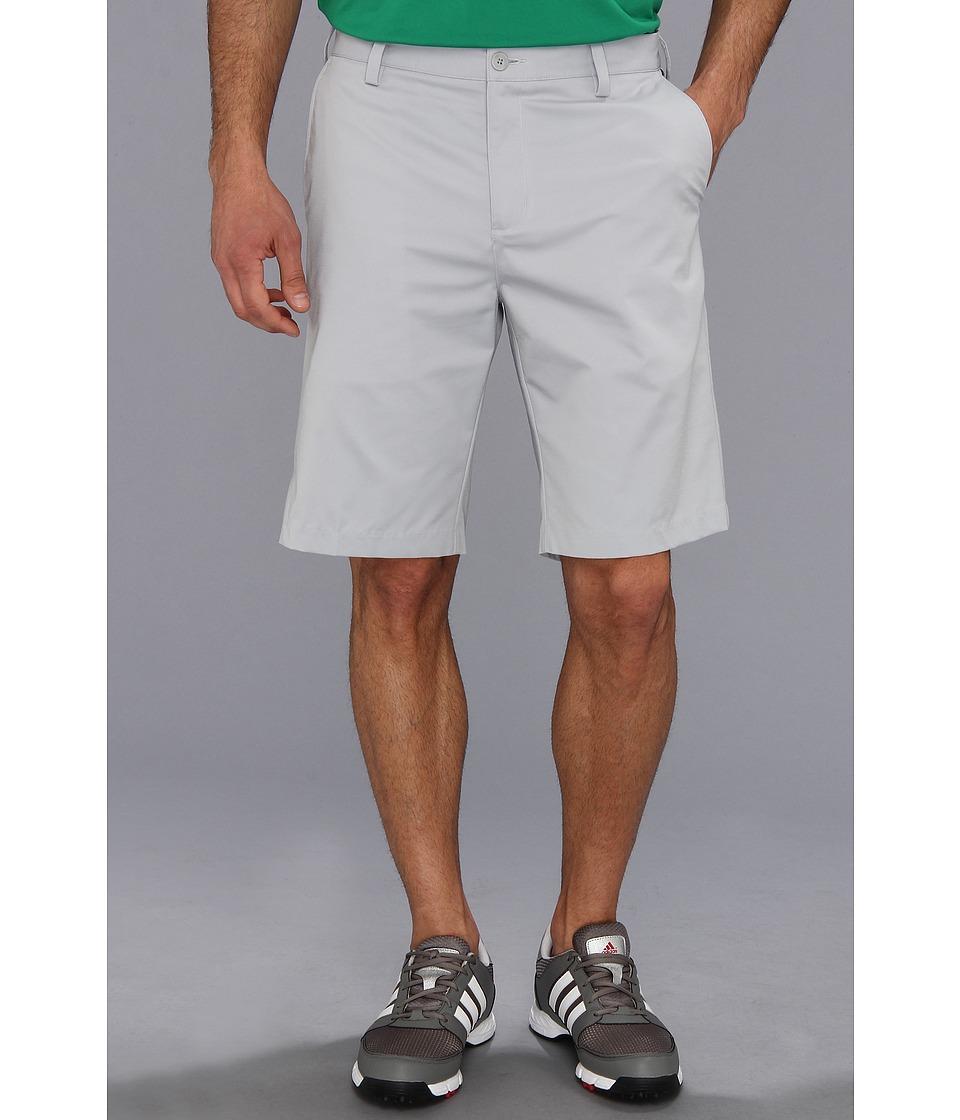 adidas Golf - Flat Front Tech Short '16 (Light Onyx) Men's Shorts