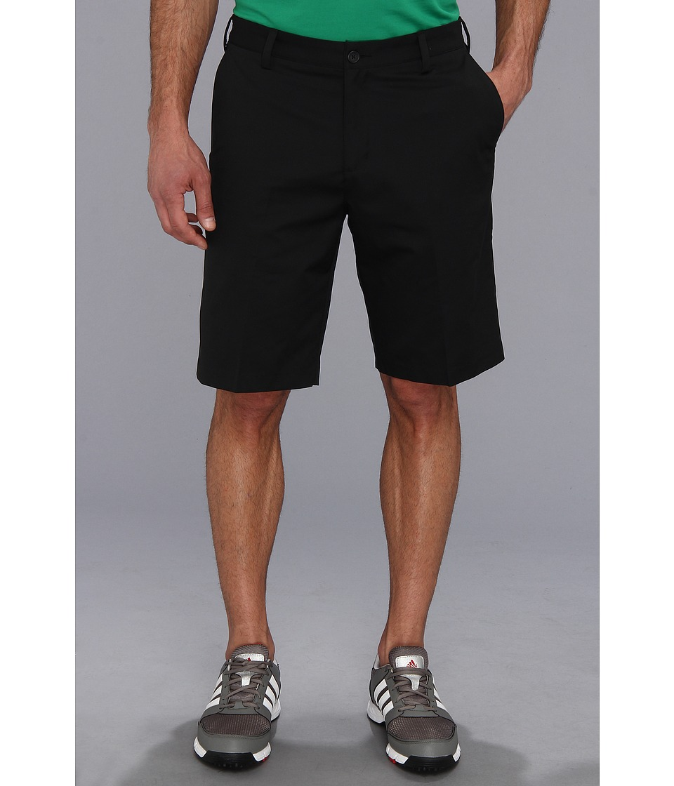 adidas Golf - Flat Front Tech Short '16 (Black) Men's Shorts