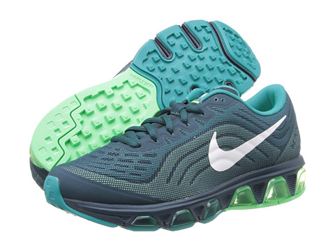 Nike - Air Max Tailwind 6 (Nightshade/Turbo Green/Light Lucid Green/White) Women's Running Shoes
