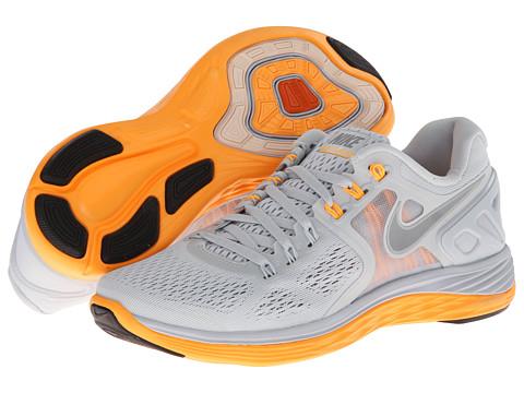Nike - Lunareclipse +4 (Pure Platininum/Atomic Mango/Reflective Silver) Women