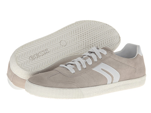 Geox - U Smart (Dove Grey) Men's Lace up casual Shoes